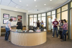 Krone Academic Advising Center